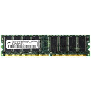 Micron 512MB 2x256MB PC3200 DDR Memory RAM MT8VDDT3264AG-40BG4 for Apple MAC G5