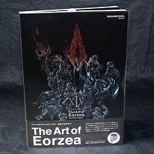 FINAL FANTASY XIV A REALM REBORN THE ART OF EORZEA GAME ART BOOK NEW