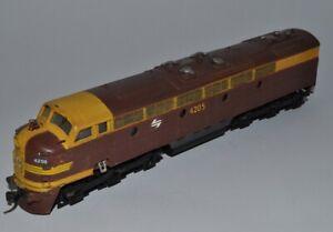 HO NSW 42 Class Diesel Locomotive DC