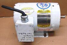 BALDOR RELIANCE WASHDOWN MOTOR, CWDM3538, 1/2 HP, 1725 RPM, 208-230/460V