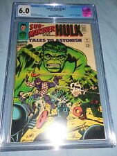 1966 Marvel Tales to Astonish #81 CGC 6.0 Fine First Boomerang