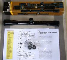 Bushnell Banner 6x32mm Rifle Scope ~Japan~ BDC *NMIB*