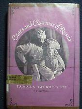 Czars and Czarinas of Russia by Rice, Tamara