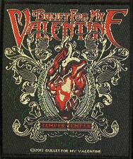 """Bullet For My Valentine écusson/patch # 8 """"Temper Temper"""""""