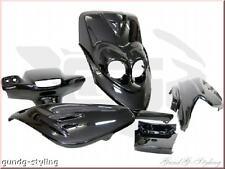 Disguise Kit Panel Fairing parts Black MBK Booster Yamaha Bws NG