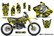 SUZUKI RM 125 250 Graphics Kit 2001-2009 CREATORX DECALS BTYNP