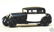BUGATTI  44  WEYMANN  1927  VROOM  1/43  UNPAINTED  KIT  NO  CHROMES  SPARK