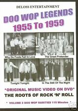 OLD SCHOOL ROCK N ROLL ORIGINAL 1950s DOO WOP GROUPS