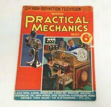 Newnes Practical Mechanics Magazine May 1934 - George Newnes Limited