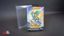 Alisia Dragoon Sega Megadrive Rétro Mega Lecteur Emballé Complet Pal