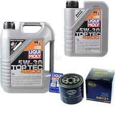6L Inspektionspaket Liqui Moly Top Tec 4200 5W-30 + SCT Filterpaket 11205794