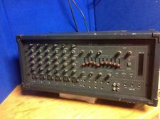 TOA 6-Channel Powered Mixer Amplifier Model MX 601