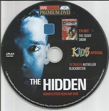 The Hidden  / DVD-Magazin-Edition 01/08 / DVD-ohne Cover