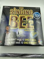 THE SINGING BEE Board Game New Sealed 2007