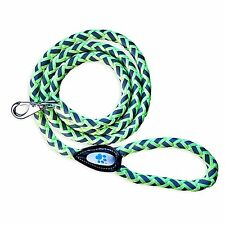 6ft Safetypup XD Reflective Dog Leash  HEAVY DUTY, Double Rope Construction