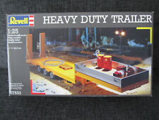 Heavy Duty Trailer von Revell im Maßstab 1:24 *NEU*