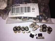 50 trozo Parker armazón raíles madre tma/TMB 1 verzx din3015 armazón raíles madre nuevo