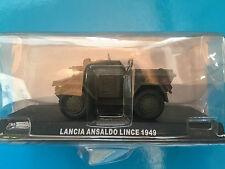 "DIE CAST "" LANCIA ANSALDO LINCE - 1949 "" SCALA 1/43 CARABINIERI"
