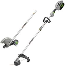 EGO String Trimmer Edger 15In 56V Lithium Ion Cordless Dual Twist Line Multihead
