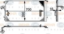 8FC 351 317-464 HELLA Condenser  air conditioning