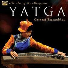 CD de musique en asie pour musique du monde
