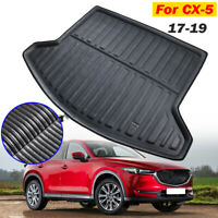 Tailored Boot Tray Liner Cargo Trunk Mat Carpet For Mazda CX-5 II MK2 2017-on