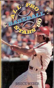 """""""All-Pro Baseball Stars '80"""" by Bruce Weber - Pete Rose Philadelphia Phillies"""