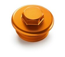 NEW KTM SXS OIL FILL PLUG CAP ORANGE 125-500 ALL KTM SX-F XC EXC 79430920044