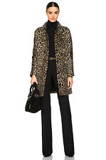 giambattista valli leopardenmuster mantel it 40 uk 8 xs