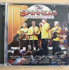 NEW SEALED - THE SPINNERS COLLECTION - Folk Pop 70s Skiffle Music CD Album