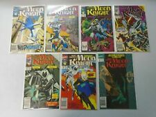 Marc Spector Moon Knight lot 25 different from #4-49 (1989-93)