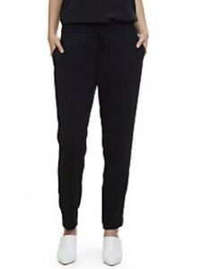 COUNTRY ROAD TAILORED JOGGER IN BLACK SIZE 10