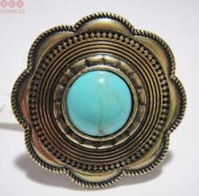 Bisutería turquesa de bronce