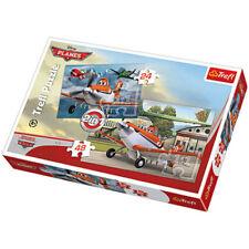 Puzzle 2 in 1 Disney Planes Trefl aereoplano Dusty Gioco e Motricità Bambini