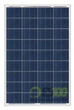 Panneau solaire photovoltaique 100W 12V policristallin NX bateau campingcar abri
