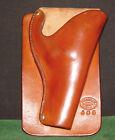 Vintage Very Rare H.H. HEISER Hip Pocke & Belt Holster fit Colt Police Positive