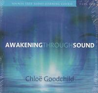 Awakening Through Sound Chloe Goodchild 5CD DVD Audio Learning Course NEW