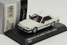 Nissan Skyline 2000RS-X Turbo-C KDR30 weiss 1:43 Kyosho diecast