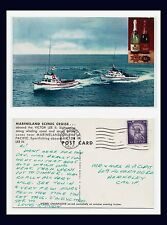 CALIFORNIA MARINELAND CRUISE WEIBEL CHAMPAGNE JULY 1956 TO AP CUPIT BERKELEY
