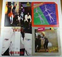 Lot of 4 Thompson Twins LP In The Name Of Love Sidekicks Close Bone Future Days