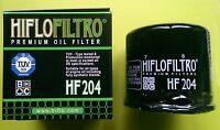 KAWASAKI VN1600 (2004 TO 2006) HIFLOFILTRO FILTRO DE ACEITE (HF204)