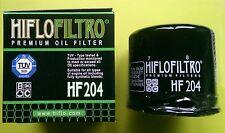 Yamaha YZF R1 (de 2007 a 2016) HIFLOFILTRO FILTRO DE ACEITE (HF204)