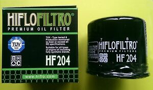 Hiflofiltro OE Quality Oil Filter Fits TRIUMPH SPEED TRIPLE 1050 (2005 to 2016)