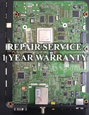 Mail-in Repair Service of Main Board For Samsung UN46D8000 with 1 YEAR WARRANTY