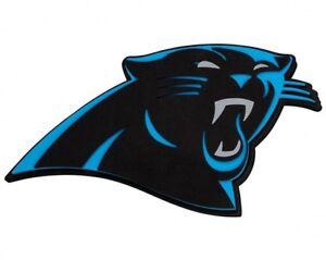 Carolina Panthers NFL 3D Foam Logo Wall Sign