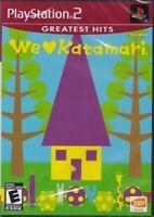 We Love Katamari - PlayStation 2 [video game]