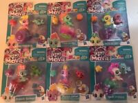 My Little Pony Movie Collection Baby Hippogriff Rare Mini Figures MLP Doll Sea