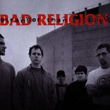 CD Album Bad Religion Stranger Than Fiction (Leave Mine To Me) 90`s Sony