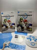 Nintendo Mario Kart Wii Game With Manual Complete