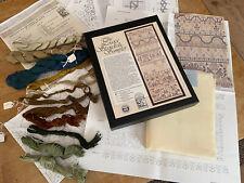 Needlepoint: The loara Standish Sampler- Complete Kit